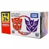 Takara Tomy Metacolle - Transformers G1 Logo Collection Asia Version (Poor Box Condition)
